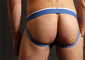 Obviously Modal Chromatic Jockstrap Detail 2