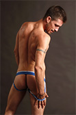 Obviously Modal Chromatic Jockstrap