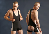 CellBlock 13 Singlet Jock Detail 1