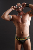 CellBlock 13 Prizefighter Jock Brief