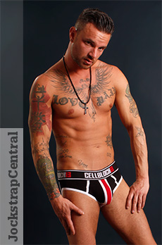 CellBlock 13 Viper Jock Brief