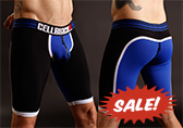 CellBlock 13 Ambush Short with Zippers