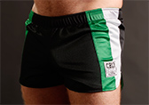 CellBlock 13 Sweeper Reversible Mesh Short Detail 1