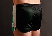 CellBlock 13 Sweeper Reversible Mesh Short Detail 2