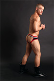 CellBlock 13 Fusion Slingback Jock Brief with U Bulge System