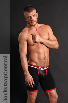 CellBlock 13 Fusion Short with U Bulge System