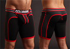 CellBlock 13 X-treme Hybrid Short with Cock Ring