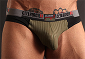 CellBlock 13 Ward13 Slingback Jock Brief