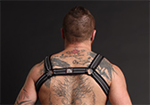 CellBlock 13 Rogue Neoprene Harness Detail 2