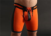 CellBlock 13 Gridiron Short Jock Detail 1