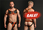 CellBlock 13 Gridiron Harness