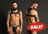 CellBlock 13 Apex Harness