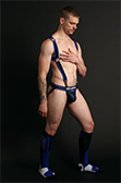CellBlock 13 Arsenal Harness