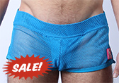 Vaux VX1 Mesh Short with Built In Jockstrap