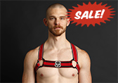CellBlock 13 Kennel Club Scout Harness