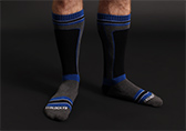 CellBlock 13 X-treme Hybrid Socks Detail 1
