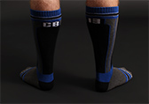 CellBlock 13 X-treme Hybrid Socks Detail 2