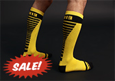 CellBlock 13 Vertigo Socks