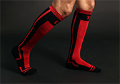CellBlock 13 Full Throttle Socks Detail 1