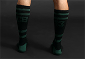 CellBlock 13 Torque Crew Sock Detail 2
