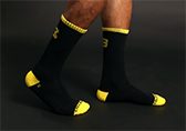 CellBlock 13 Uniform Crew Sock Detail 1