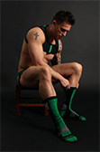 CellBlock 13 Vector Socks
