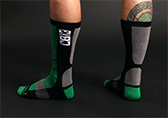 CellBlock 13 Vector Socks Detail 2