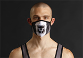 CellBlock 13 Kennel Club Scout Face Mask