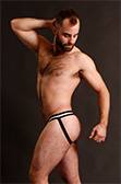Raw Studio Deco Swim Jock