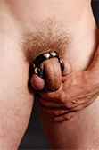 Raw Studio Cock Ring and Ball Harness