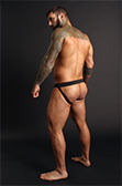 Raw Studio Maneuver Matrix Ball-lifter Jockstrap