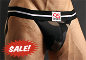 Raw Studio Scuba Reversible Jockstrap (Full)