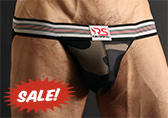 Raw Studio Scuba Reversible Jockstrap (Narrow)