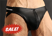 Raw Studio Protocol Leather Jockstrap