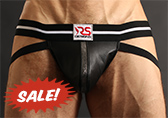 Raw Studio Switch Leather Jockstrap