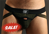 GBGB Clint Glory Hole Jockstrap