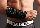 Maskulo Forearm Guard Wallet