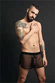 McKillop Ignite Shorts Sheer