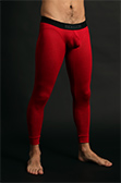 McKillop Max Bulge Long Johns - Modal