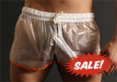 McKillop New! Ice Shorts (Translucent)