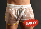 McKillop New! Ice Shorts 2.0 (Translucent)