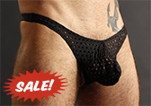 McKillop Glory Hole Hoist Thong
