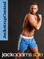 Jack Adams Gridiron and Athletic Jockstraps