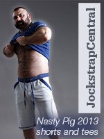 Nasty Pig Reverse Fleece Shorts
