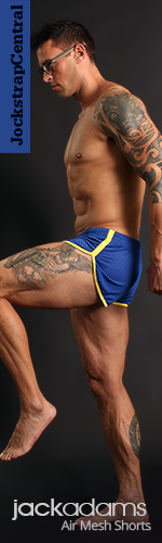 Jack Adams Air Mesh Shorts New Colors