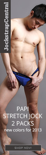 Papi Stretch Jocks 2 Packs
