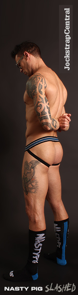 Nasty Pig Slashed Jockstraps, Briefs and Socks