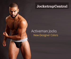Activeman Sports Jockstraps - Designer Collection