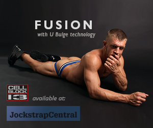 Cellblock 13 Fusion Jockstraps, Jockbriefs and Shorts