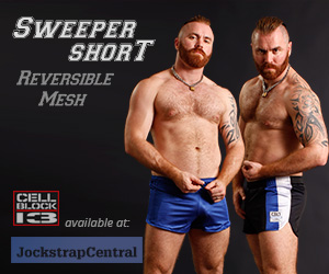 Cellblock 13 Sweeper Shorts